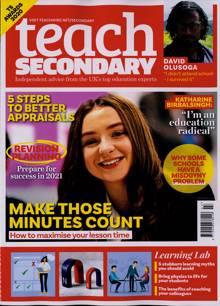 Teach Secondary Magazine Issue VOL9/7