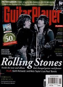 Guitar Player Magazine Issue NOV 20