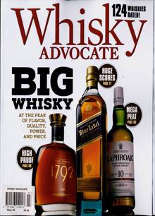 Whisky Advocate Magazine Issue FALL