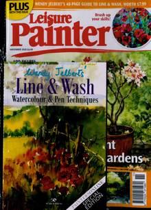 Leisure Painter Magazine Issue NOV 20