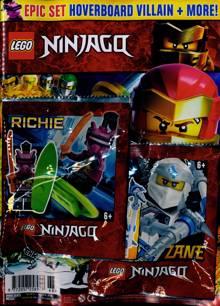 Lego Ninjago Magazine Issue NO 68