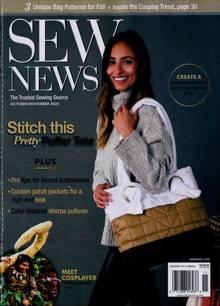 Sew News Magazine Issue 11
