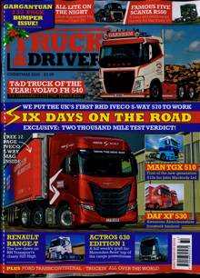 Truck And Driver Magazine CHRISTMAS Order Online