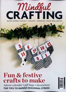 Mindful Crafting Magazine Issue NO 8