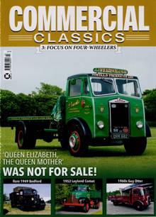 Commercial Classics Magazine NO 3 Order Online