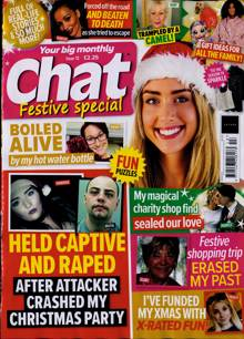 Chat Monthly Magazine FESTIVE Order Online