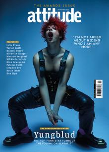 Attitude Magazine NO 330 Order Online