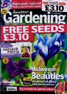 Amateur Gardening Magazine 05/12/2020 Order Online