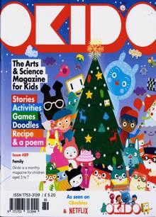 Okido Magazine NO 89 Order Online