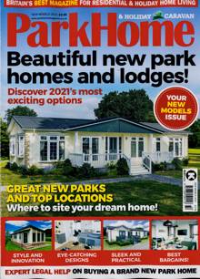 Park Home & Holiday Caravan Magazine SPEC 21 Order Online