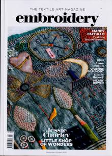 Embroidery Magazine Issue 09