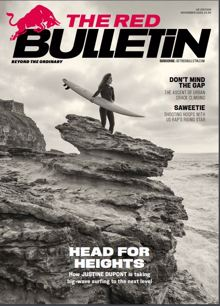 The Red Bulletin Magazine Nov 20 Order Online