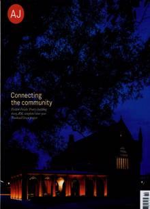 Architects Journal Magazine Issue 15/10/2020