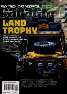 Radio Control Car Action Magazine LAND TRPHY Order Online