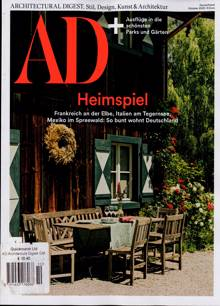Architectural Digest German Magazine NO 10 Order Online