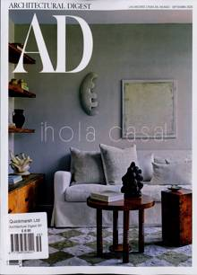 Architectural Digest Spa Magazine NO 159 Order Online