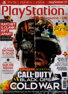 Playstation Official Magazine NOV 20 Order Online