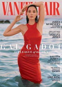 Vanity Fair Magazine Issue NOV 20