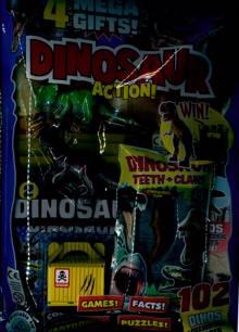 Dinosaur Action Magazine NO 148 Order Online