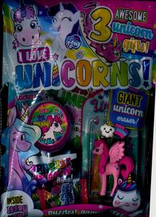 I Love Unicorns Magazine Issue NO 7