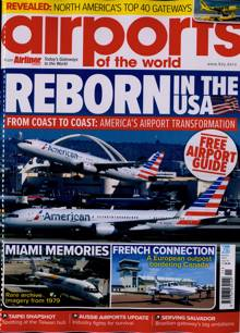 Airports Of The World Magazine NOV-DEC Order Online
