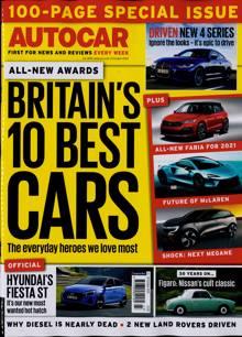 Autocar Magazine 21/10/2020 Order Online