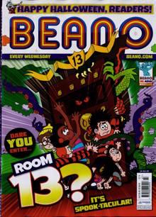 Beano Magazine 24/10/2020 Order Online