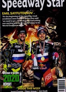 Speedway Star Magazine 24/10/2020 Order Online