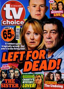 Tv Choice England Magazine NO 44 Order Online