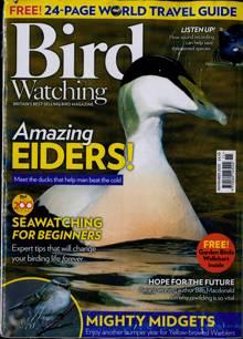 Bird Watching Magazine Issue NOV 20