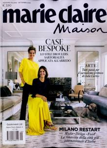 Marie Claire Maison Italian Magazine 09 Order Online