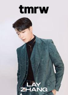 Tmrw Sp Ed Lay Zhang Magazine Issue Lay Zhang