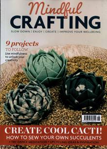 Mindful Crafting Magazine NO 6 Order Online