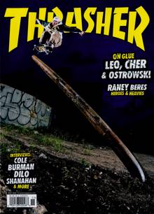 Thrasher Magazine NOV 20 Order Online