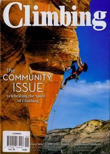 Climbing Magazine 29 Order Online