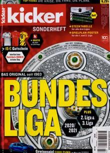 Kicker Bundesliga Magazine Issue 03