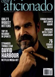Cigar Aficionado Magazine OCT 20 Order Online