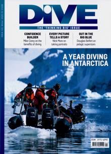 Dive Magazine WINTER Order Online