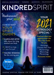 Kindred Spirit Magazine JAN-FEB Order Online