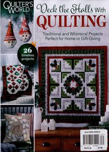 Quilters World Magazine Issue XMAS 20