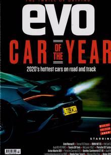 Evo Magazine Issue JAN 21