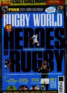 Rugby World Magazine JAN 21 Order Online