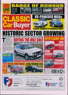 Classic Car Buyer Magazine 25/11/2020 Order Online