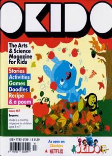 Okido Magazine Issue NO 87
