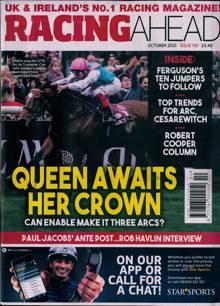 Racing Ahead Magazine OCT 20 Order Online