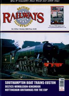 British Railways Illustrated Magazine VOL30/1 Order Online
