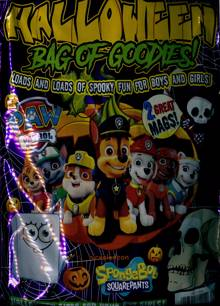 Halloween Bag Of Goodies Magazine Issue ONE SHOT