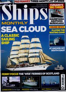 Ships Monthly Magazine Issue OCT 20