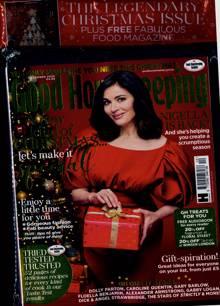 Good Housekeeping Travel Magazine Issue DEC 20