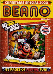 Beano Christmas Special Magazine Issue ONE SHOT